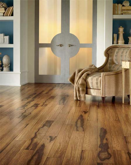 Wood Flooring at Burkes Homevalue Kanturk