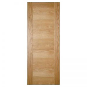 solid oak door deanta hp12