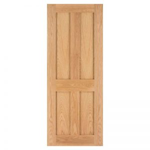 Internal Oak Door Deanta