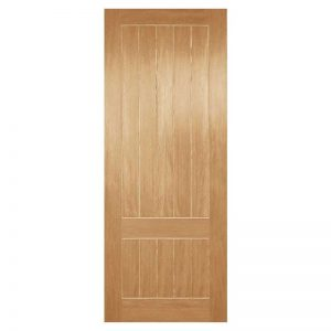 Door Internal Solid Oak Deanta