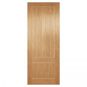 Door Internal Solid Oak Deanta