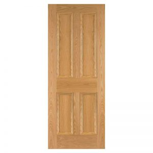 internal oak door solid deanta