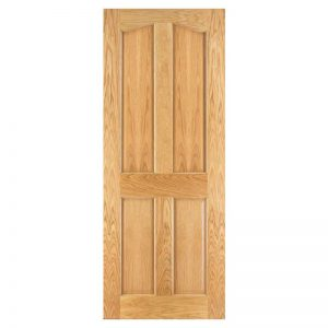 Internal Door Oak Deanta