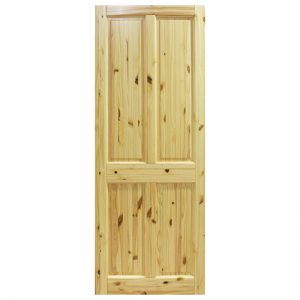 Seadec Kingscourt Red Pine 4 Panel