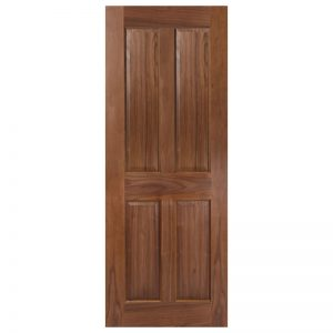 Seadec Kingscourt Walnut 4 Panel