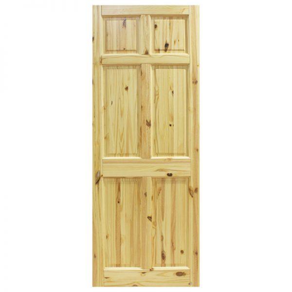 Seadec Westport Red Pine 6 Panel