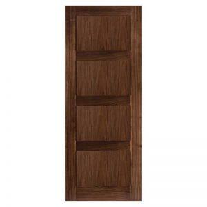 internal walnut door solid deanta
