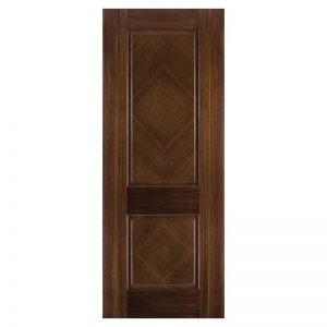 internal solid walnut door deanta