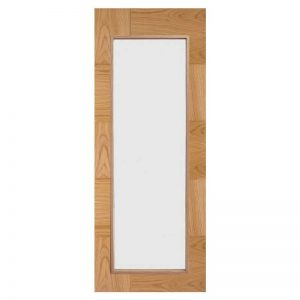 internal oak door deanta collection hp34g