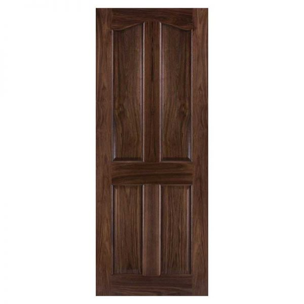INTERNAL WALNUT SOLID DOOR DEANTA