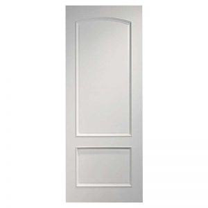 internal solid white door deanta