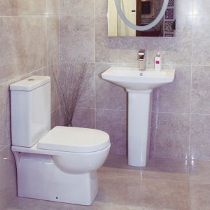 Murcia bathroom suite at burkes homevalue kanturk