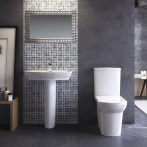 Fen bathroom suite