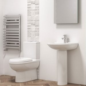 Refine Bathroom Suite at Burkes Homevalue Kantruk