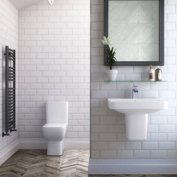 Rio Bathroom Suite