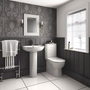 Source Bathroom Suite at Burkes Homevalue Kanturk